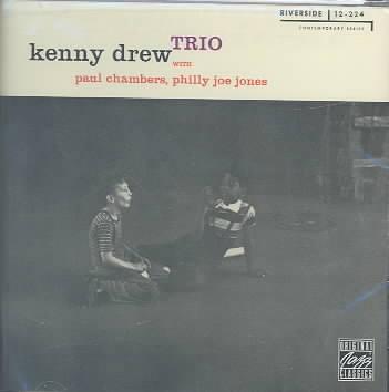 KENNY DREW TRIO BY DREW,KENNY (CD)