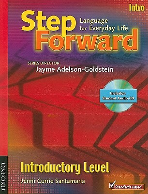 Step Forward By Santamaria, Jenni Currie/ Adelson-Goldstein, Jayme (DRT)